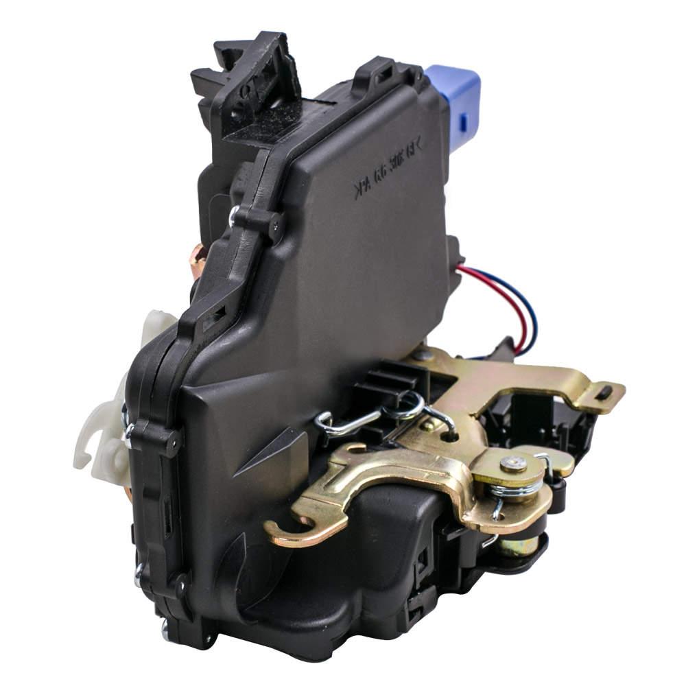 Door Lock Mechanism fit SKODA FABIA SEAT IBIZA Rear Right Side 3B4839016AG AMI