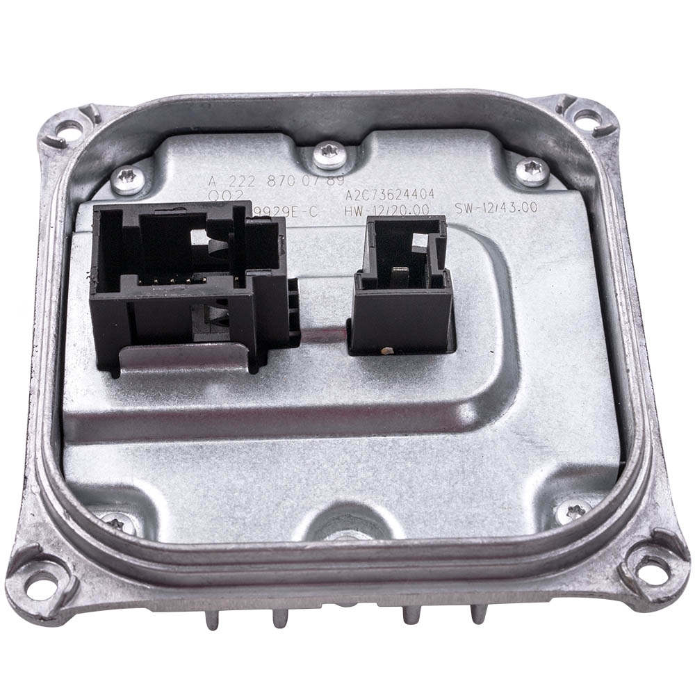 2014 - 2018 For Mercedes A2228700789 Front Headlight LED Ballast Voltage Regulator Module