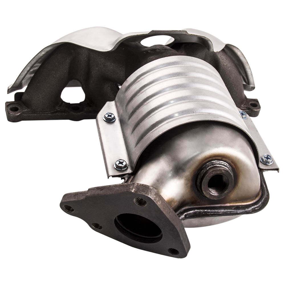 For 1996 - 2000 Honda Civic HX DX LX L4 D16 Exhaust Manifold Catalytic Converter