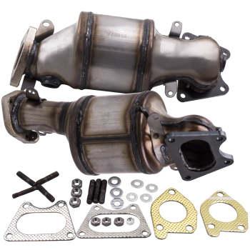 Front Driver/Passenger Catalytic Converter For 2005-2008 Honda Pilot 3.5L