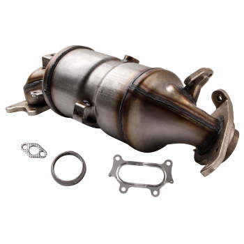 Fits 2006 2007 2008 2009 2010 Honda Civic DX Manifold Catalytic Converter 1.8L