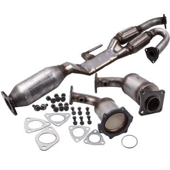 For 2003 2004 2005 2006 2007 Nissan Murano Catalytic Converter Set 3.5L