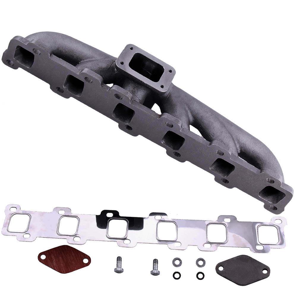 For Nissan Patrol Y60 / Y61 1987-2013 4.2L TD42 T3 Flange Exhaust Manifold