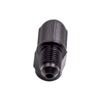 Aluminum Hose End Fitting Adapter Push On Lock Hose End 3AN 90°
