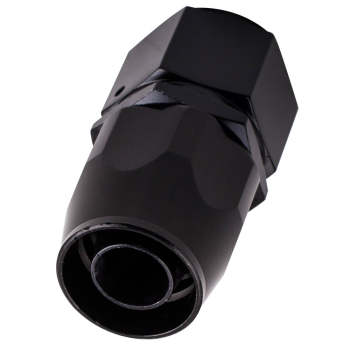 AN10 -10AN Straight Swivel Aluminum Hose End Fitting Oil Fuel Adapter