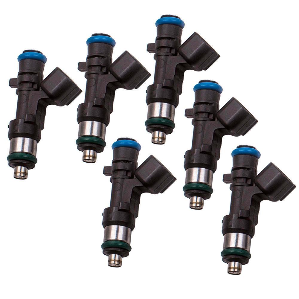 6x Fuel Injectors Fit Dodge Chrysler 0280158028 04591986AA 2.7L 3.5L V6