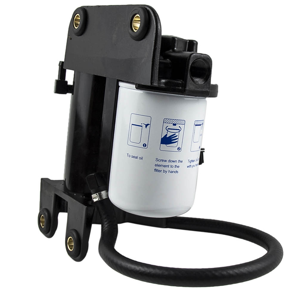 2 Pcs Electric Fuel Pump Assembly For Volvo Penta 4.3L 5.0L 21545138 Gas Engine