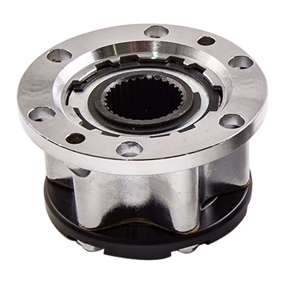 Pair Free Wheel Hubs For MT Toyota Land Cruiser HZJ80 FZJ 70/75 43530-69045