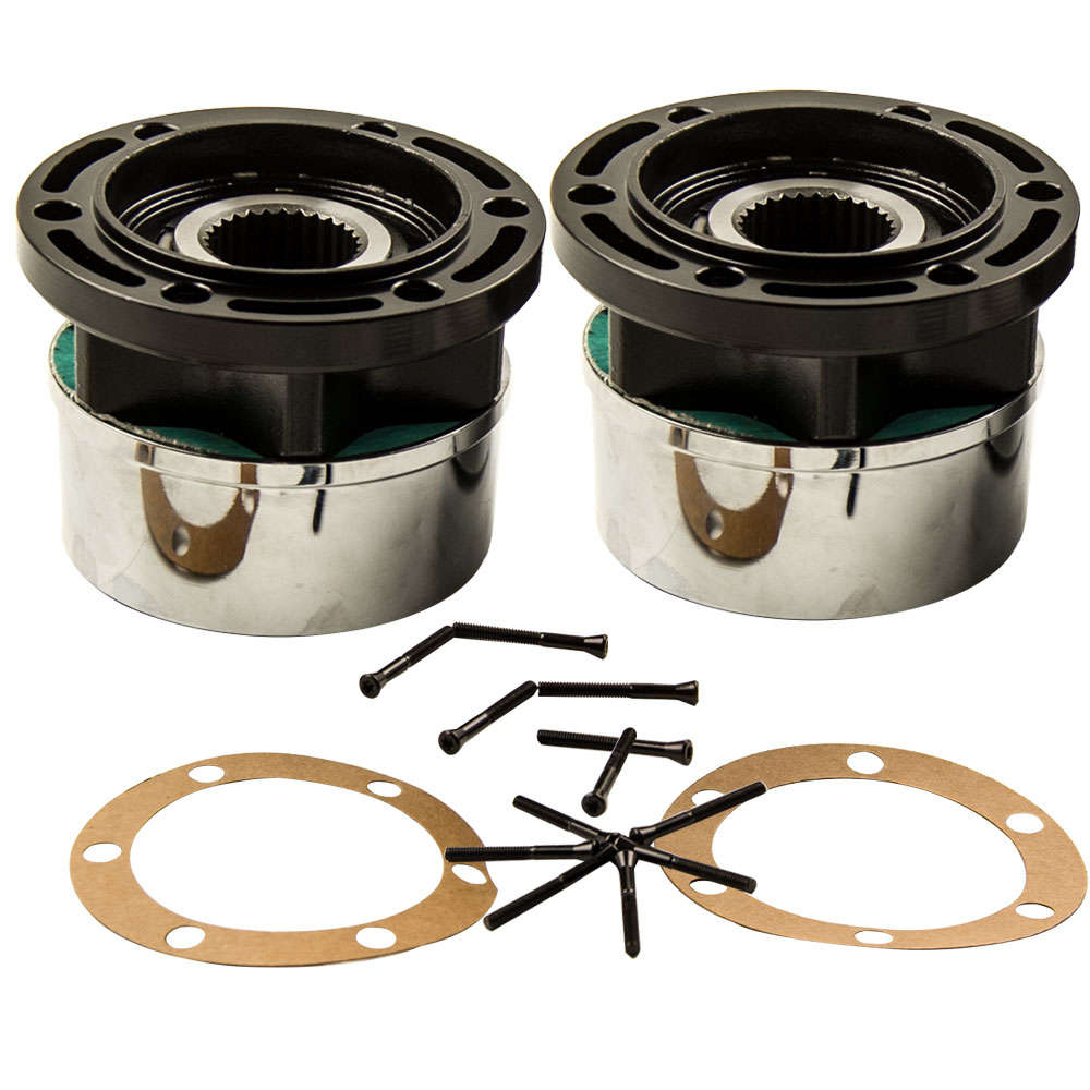 Brand New Manual Locking Hub (28 Tooths) for NISSAN Xterra Pathfinder 4WD 2PCS