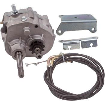 For Go Kart Forward Reverse Gear box 2HP-11HP Engine Transmission