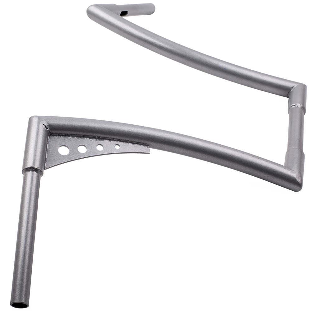 Motorcycle Hangers Bars 1-1/4 16 Rise Handlebars For Harley Custom
