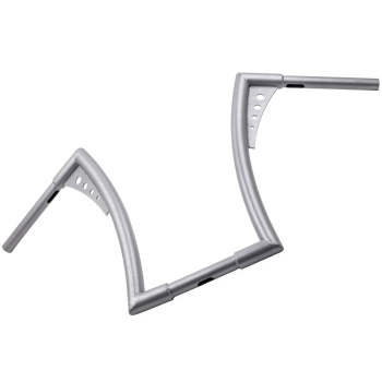 Motorcycle Hangers Bars 1-1/4 16 Rise Handlebars For Harley Custom