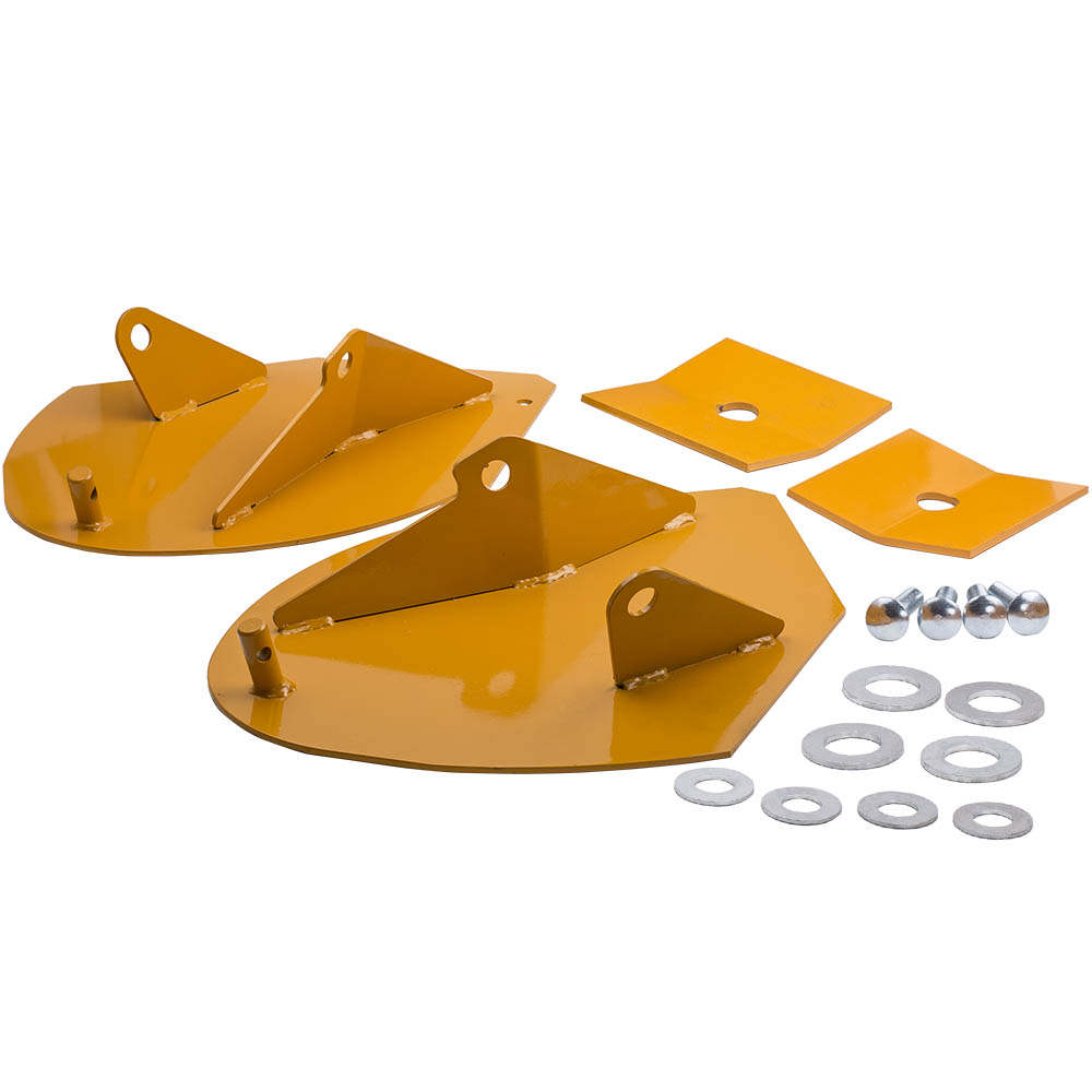 Pro Wings for PW22 Snow Plow Wings Extensions Aftermarket