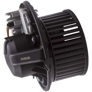For BMW E88 E90 330i E84 X1 E89 Z4 6411914420 A/C Blower Motor and Regulator