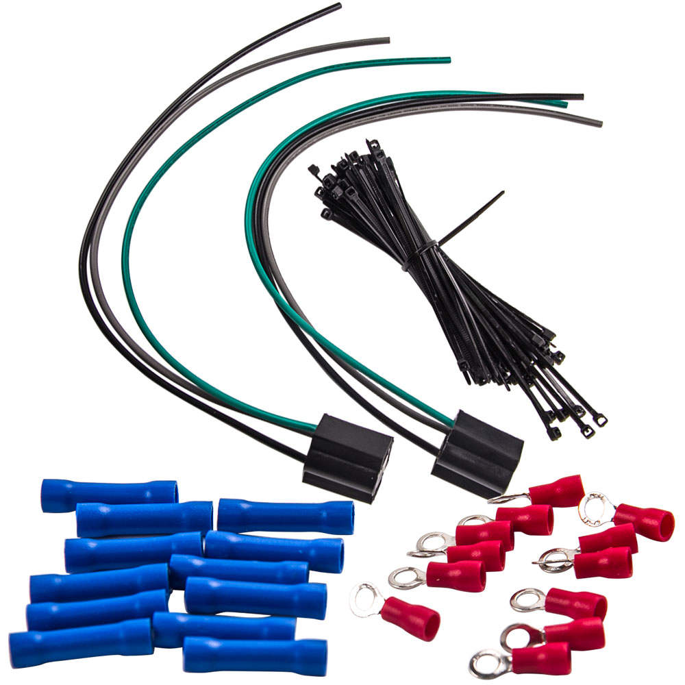 21 Circuit Wiring Harness for CHEVY Mopar FORD Hotrod UNIVERSAL Extra long Wires