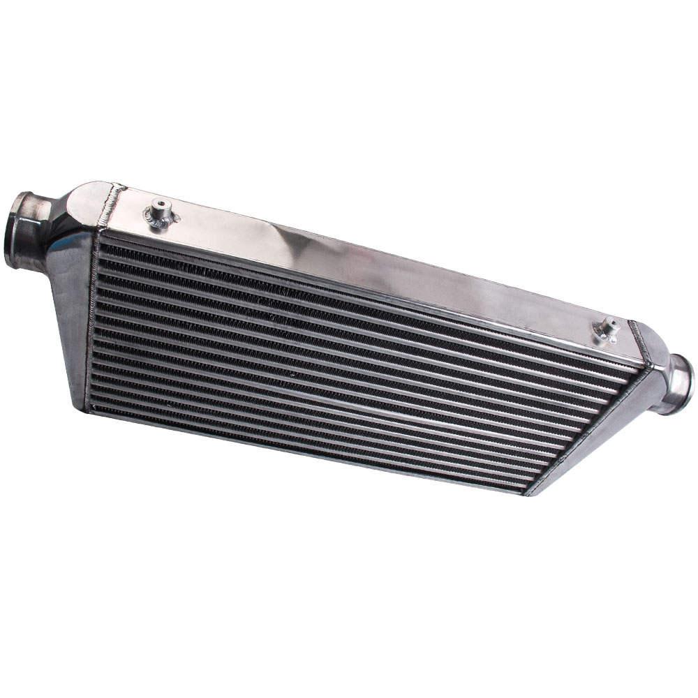 Front Mount 600 x 300 x 76 mm Full Aluminum Universal Intercooler