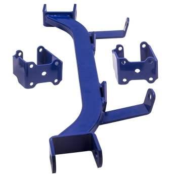 "6"" Drop Axle Lift Kits For EZGO Golf Cart 1994.5 - 2001.5 Electric TXT Model 9pc"
