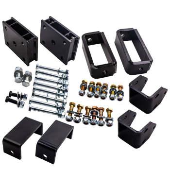 4 Block Golf Cart Lift Kit for EZGO TXT/Medalist Gas Models