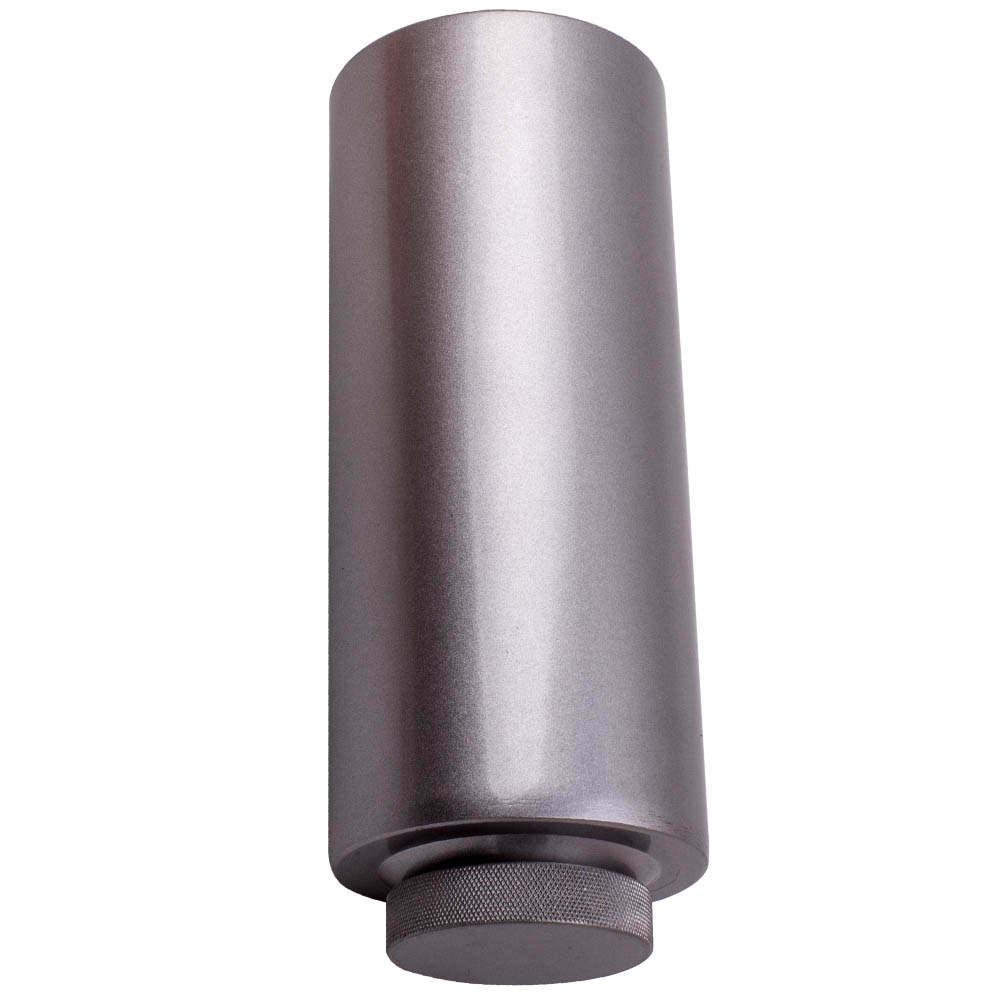 Silver 800ml Universal Radiator Coolant Aluminum Catch Tank Overflow Reservoir