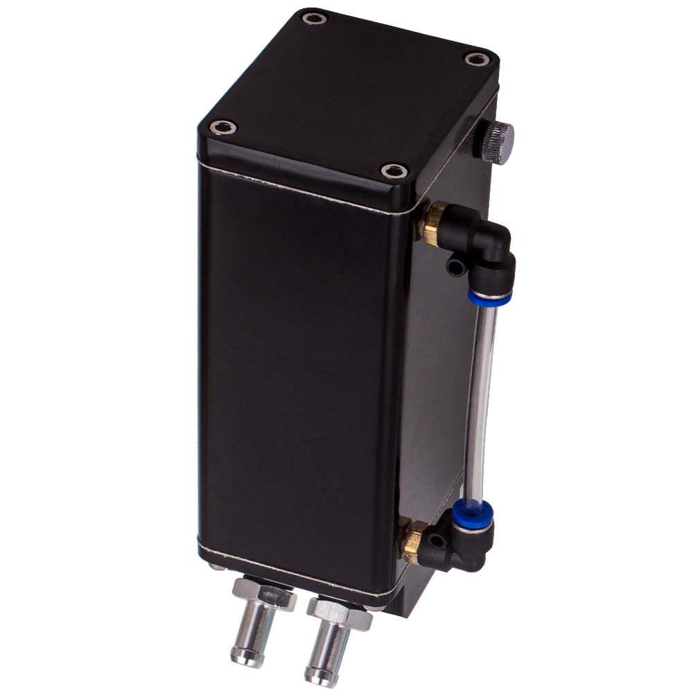 750ml LS Engine Oil Catch Can for LS1 LS2 LS3 LS6 (4.8L 5.3L 5.7L 6.0L 6.2L)