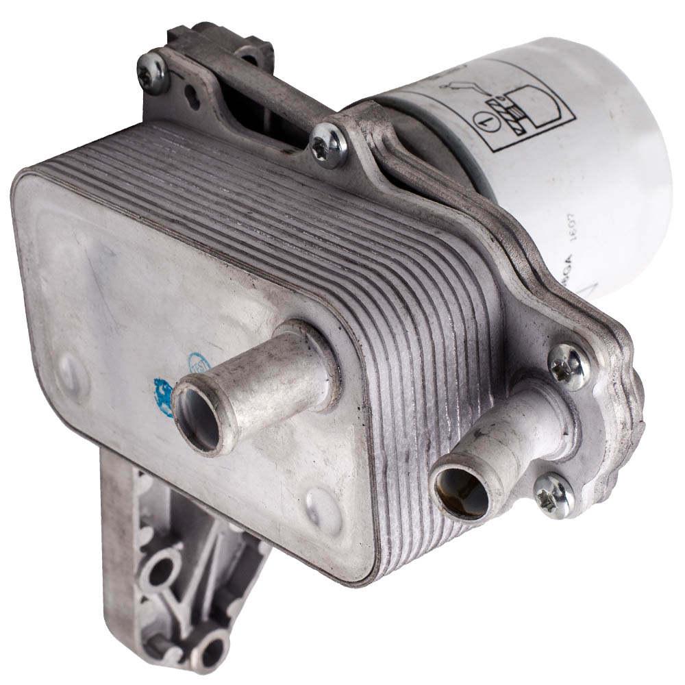 Oil Cooler Set For Ford Transit for Land Rover Defender with gaskets 1755226