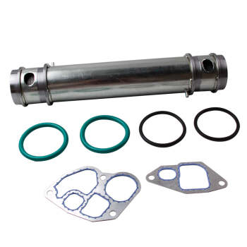 For Ford 1995-2003 Diesel 7.3 Powerstroke with gaskets 1C3Z-6C610-BA Oil Cooler Set