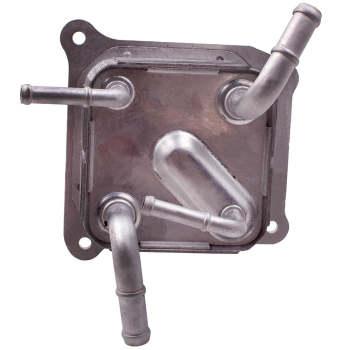 Oil Cooler for Nissan Versa Transmission Trans-axle Heat Exchanger 21606-3JX2C