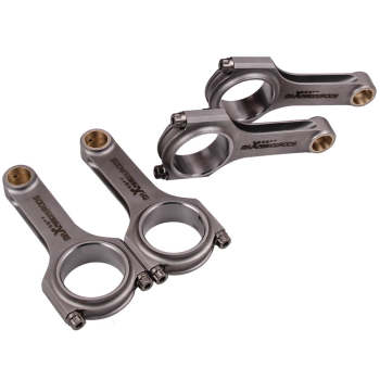 Connecting Rods for Nissan Datsun Silvia L18 130.2mm Forged 4340 Conrod
