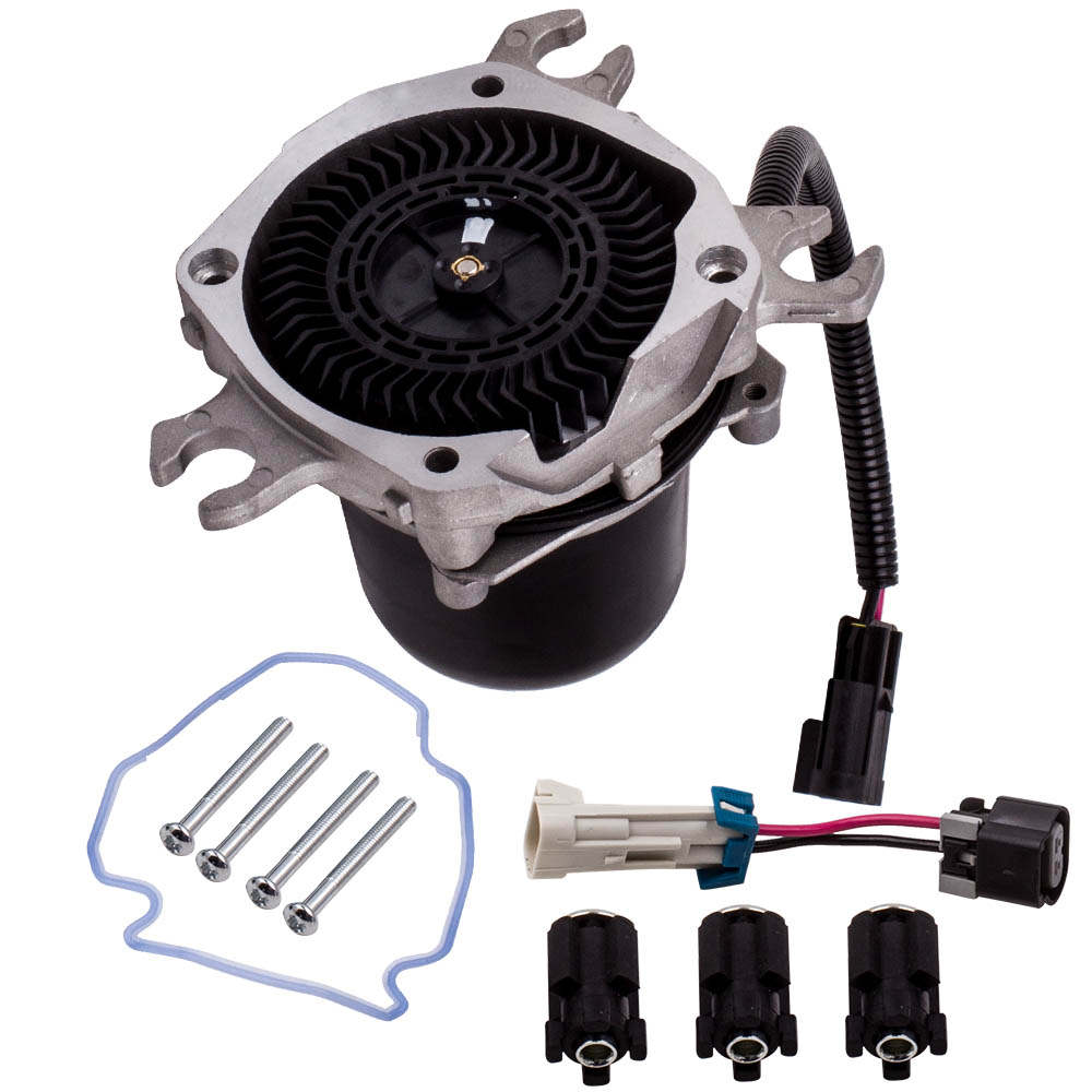 Secondary Smog Air Pump Kits for GM Chevy GMC Buick Pontiac Olds Pickup SUV