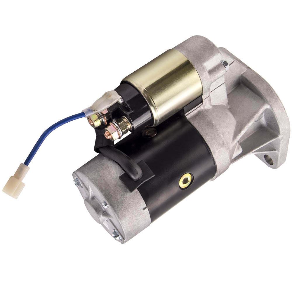 Starter Motor for Holden Rodeo TF 4WD 4JA1 2.5L 4JB1-T 2.8L 4JG1 4JG2 3.0L 87-03