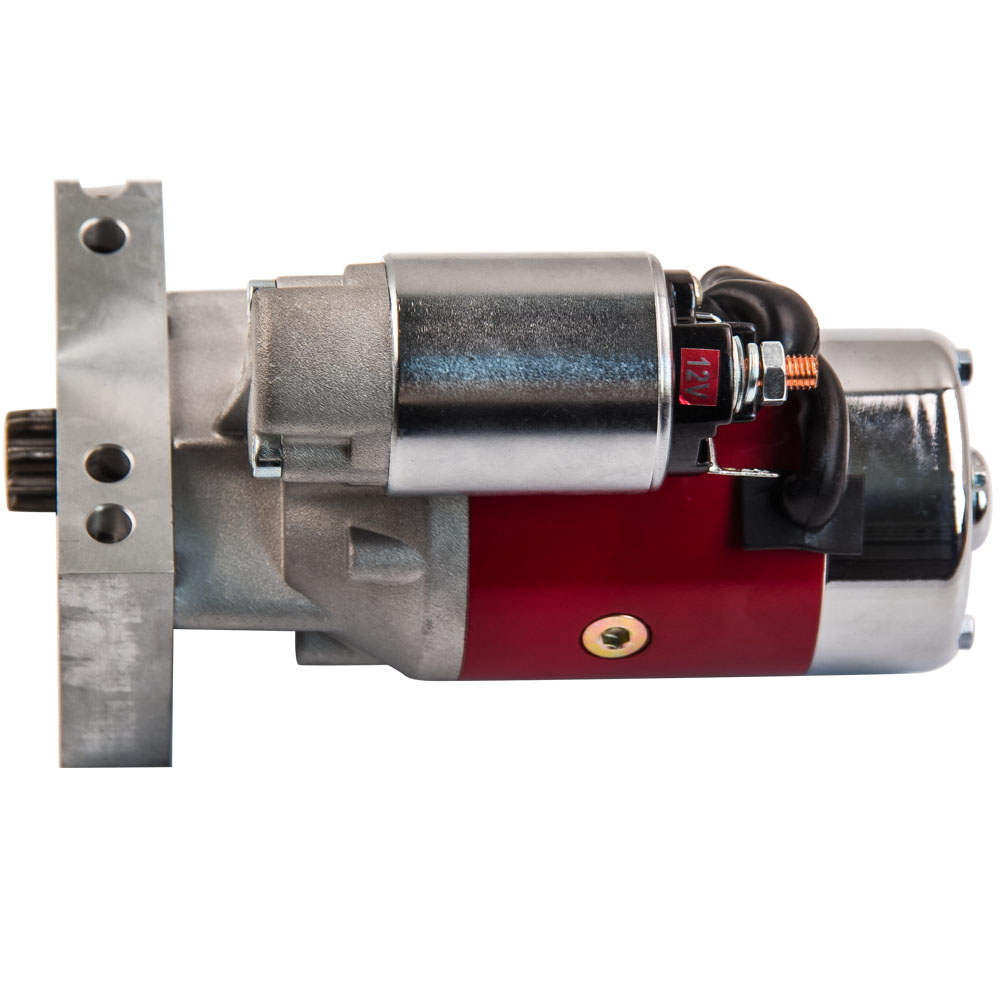 700HP Small  Big Block for CHEVY GM HD Mini Starter Motor Red 3HP 305 350 454