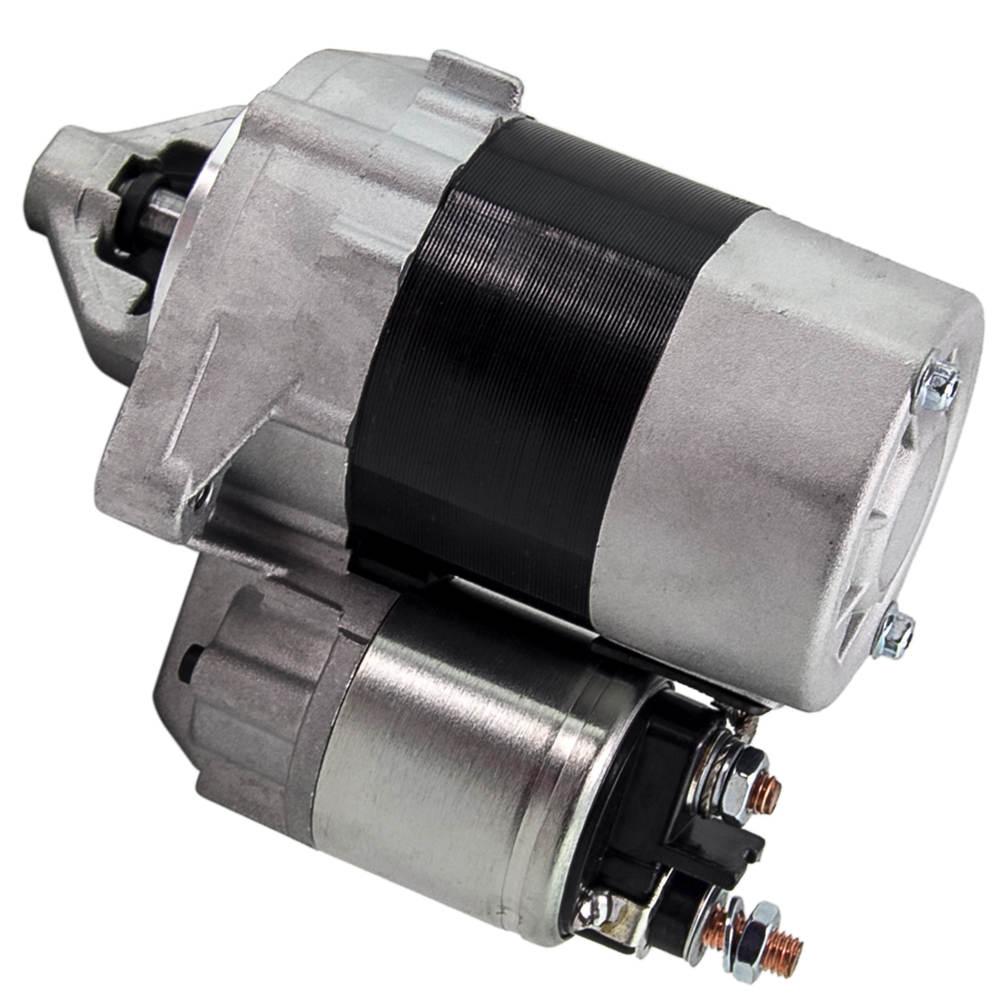 For Fiat Grande Punto Mk3 Punto 1.2 1.4 Petrol Brand New Starter Motor 2003 - 2011