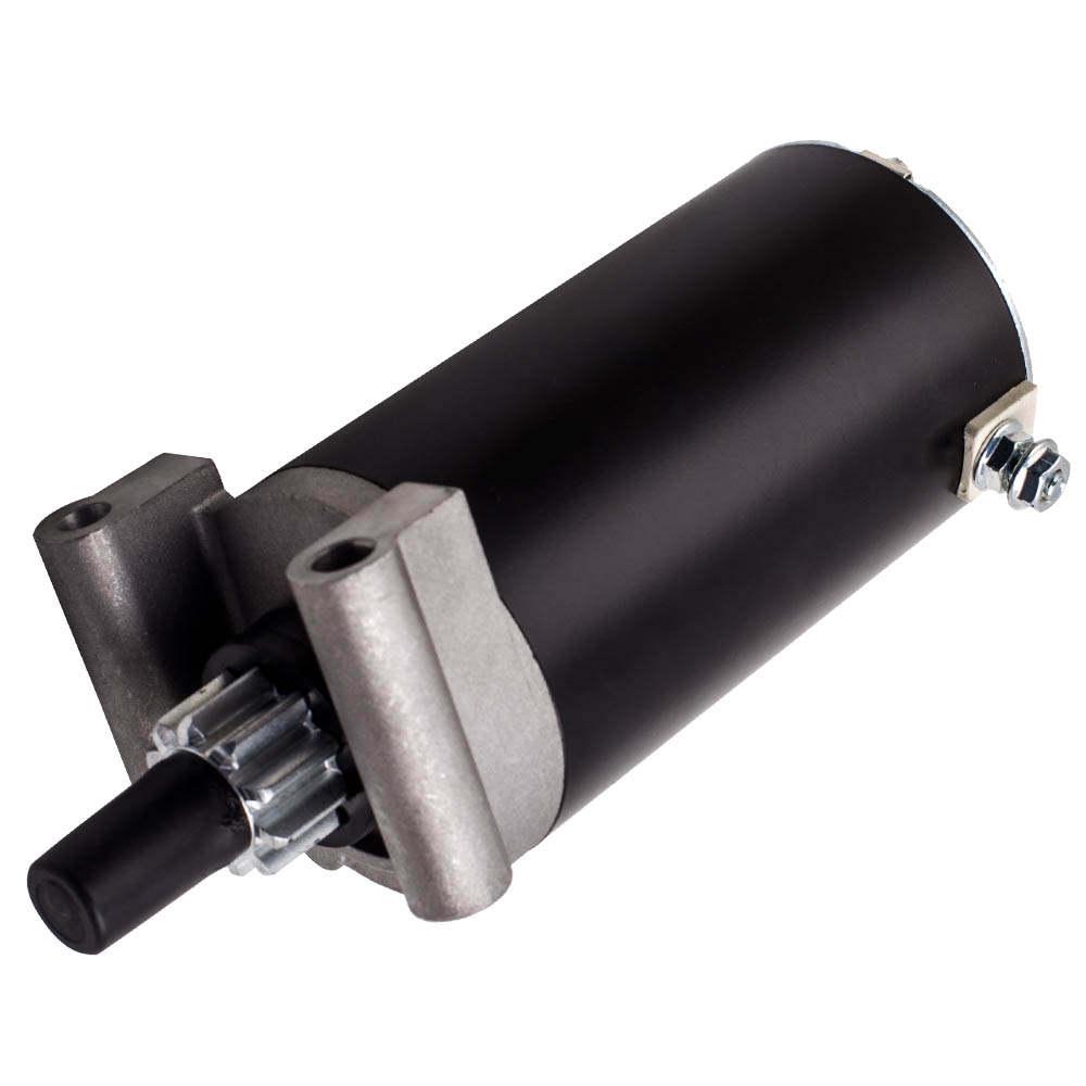for Kohler Courage Starter Motor 10T Steel Gear 3209801 Ride on  Mower H/duty