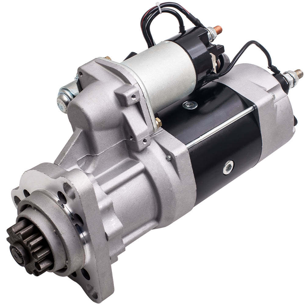 STARTER MOTOR for DELCO ARROWHEAD 39MT 8200308 12 V 11 Tooth, Rotatable 6924