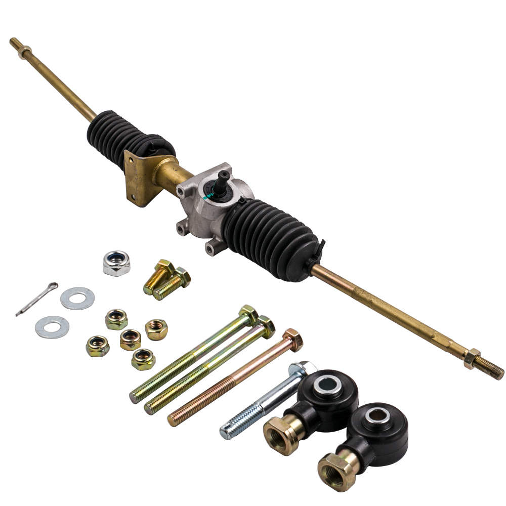 RACK and PINION w/TIE ROD ENDS Fit POLARIS RZR 800 EFI 2008-2013 2014