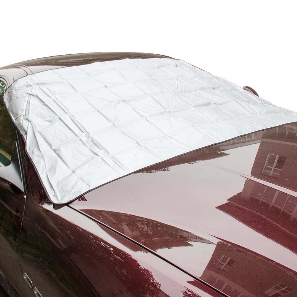 Casual Foldable Car Windshield Visor Cover Front Rear Block Window Sun Shade