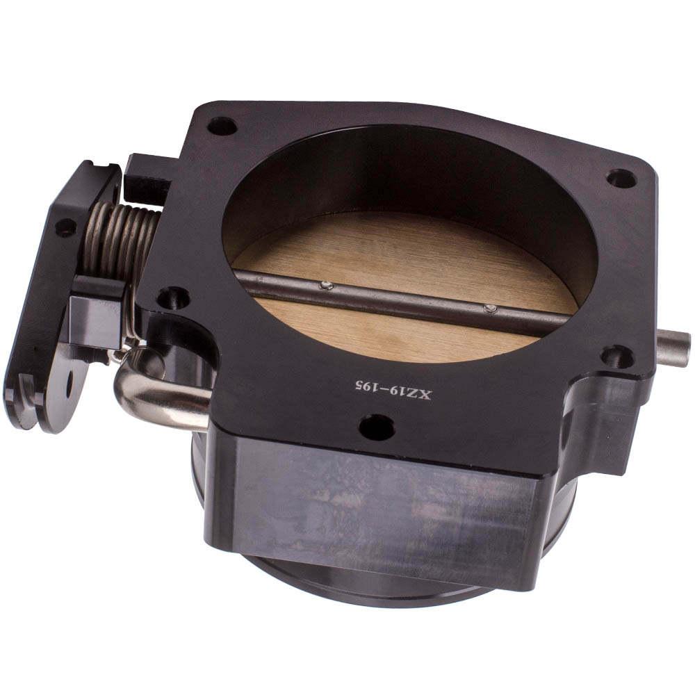 92mm Throttle Body Aluminum Fit for GM LS LS1 LS2 LS3 LS6 Engines