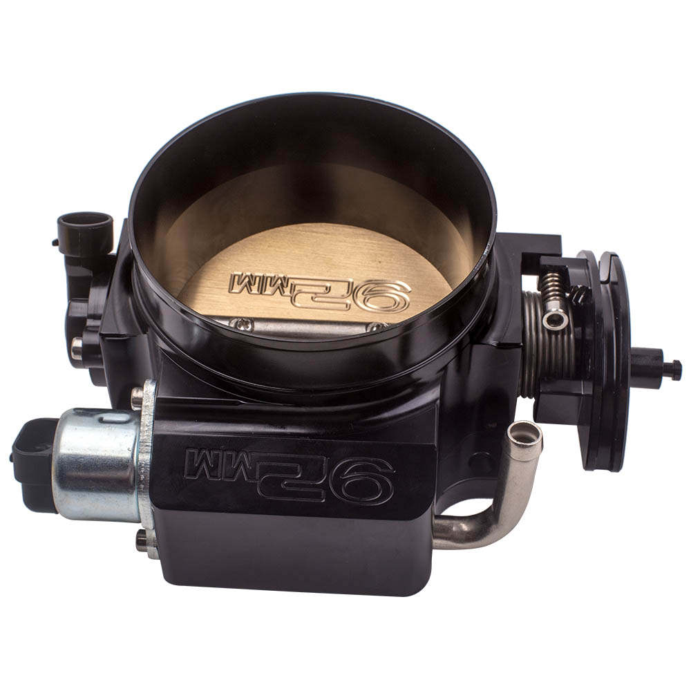 For GM LS1 LS2 LS7 LSX 92mm Throttle Body and TPS IAC Throttle Position Sensor