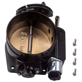 for GM GEN III LS2, LS3, LS7, LSX LS Style 4 bolt 92mm Throttle Body and TPS IAC