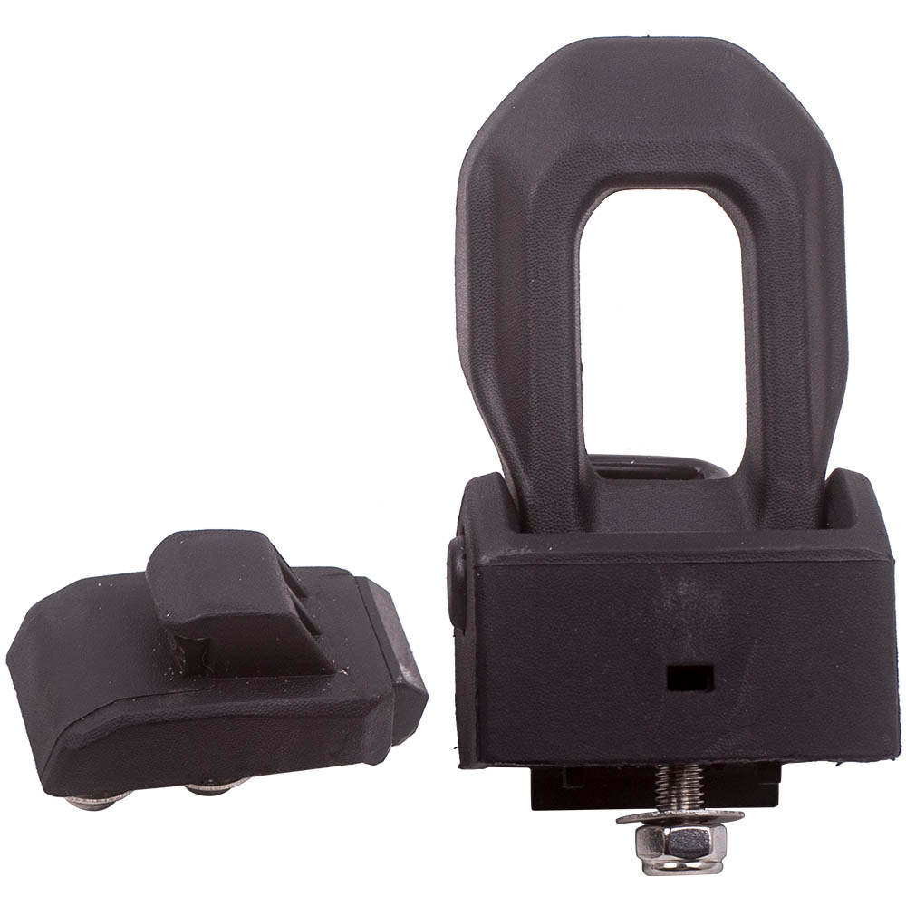For Jeep Wrangler JK 2007-2017 Hood Lock Catch Bracket Latches Buckle Kit