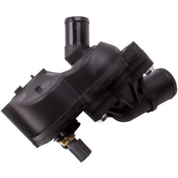 Fit Ford Explorer Mountaineer 4.0L 02-10 Thermostat Housing w/ Sensor 2L2Z8592BA
