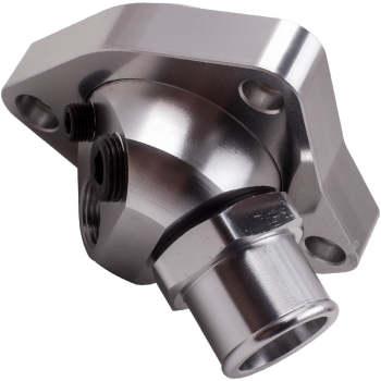 Swivel Neck Thermostat Housing Fit for K Series K20 K24 engines Radiator Hose K Swap