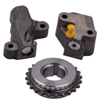 For Nissan Navara Pathfinder D22 D40 R51 2.5L TD YD25DDTI 4CYL Timing Chain Kit