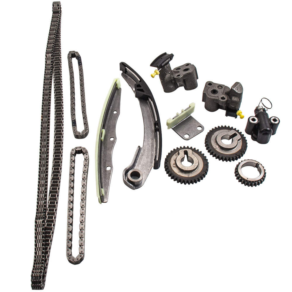 Timing Chain Kit For Nissan Altima Maxima QUEST Murano 350Z 3.5L V6 VQ35DE 02-09