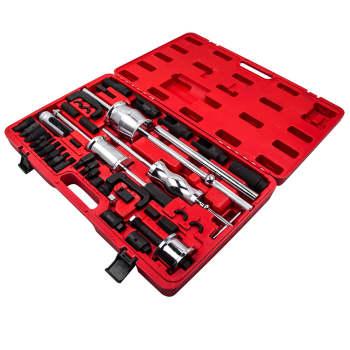 40pc Diesel Injector Puller Remover MASTER Tool Kit for BOSCH SIEMENS DELPHI PAR