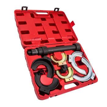 Interchangeable Fork Strut Coil Spring Compressor Extractor Tool Set Kit AMD