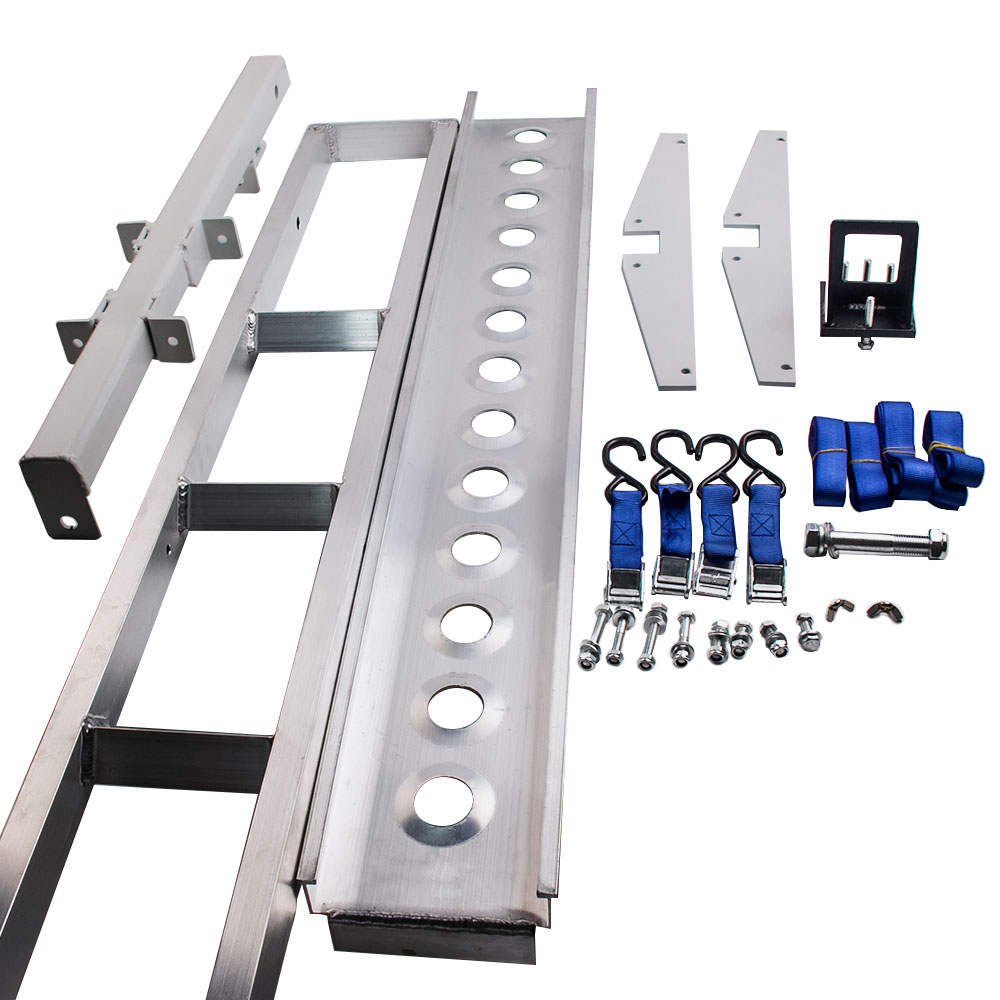 Towbar Motorcycle Carrier Rack Ramp Motorbike Carry Dirt Bike Tow bar Freight AD
