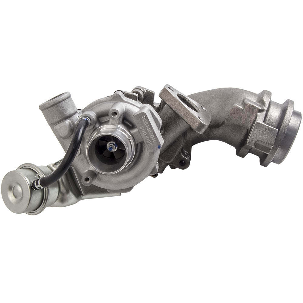 Turbolader compatible para VW T4 Transporter 1,9TD 028145701LX 50kW 68PS 454064-1 Turbo