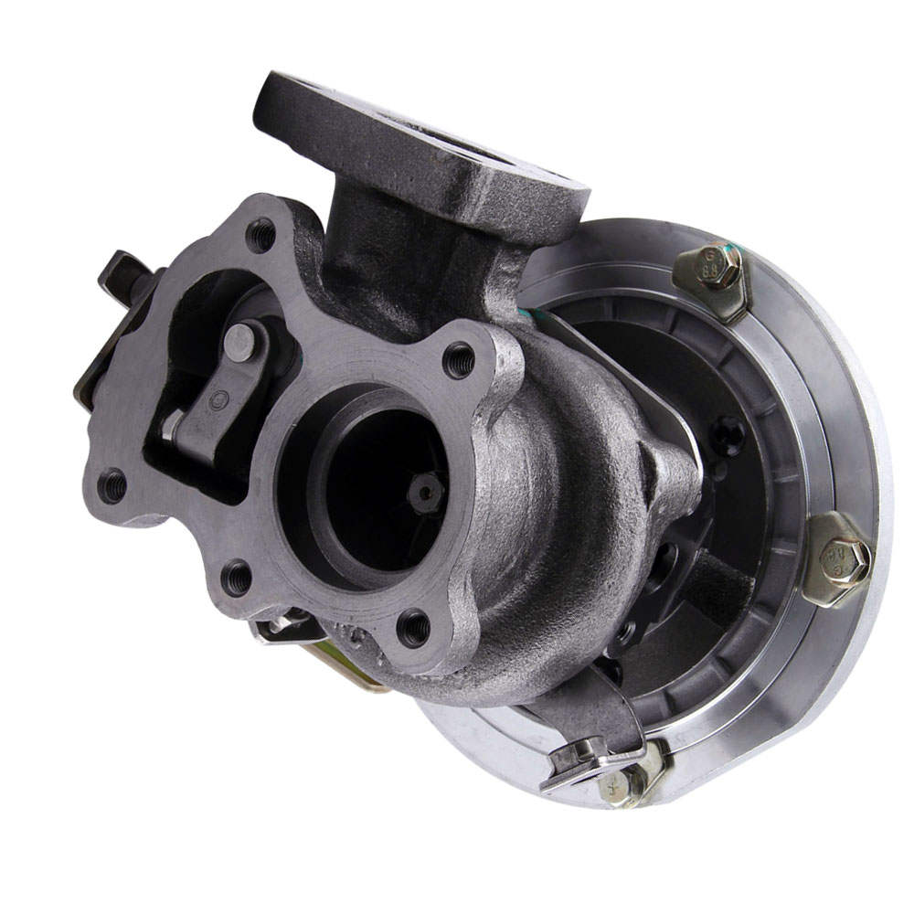 Turbocompresor compatible con Nissan D22 Navara 3.0 L ZD30 HT12-19B 14411-9S000