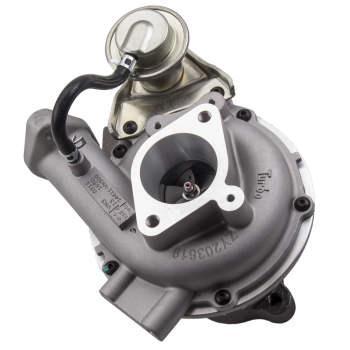 turbo for Nissan Navara 2.5 133bhp 98kw 14411VK500 VA420115 VN3 turbocharger